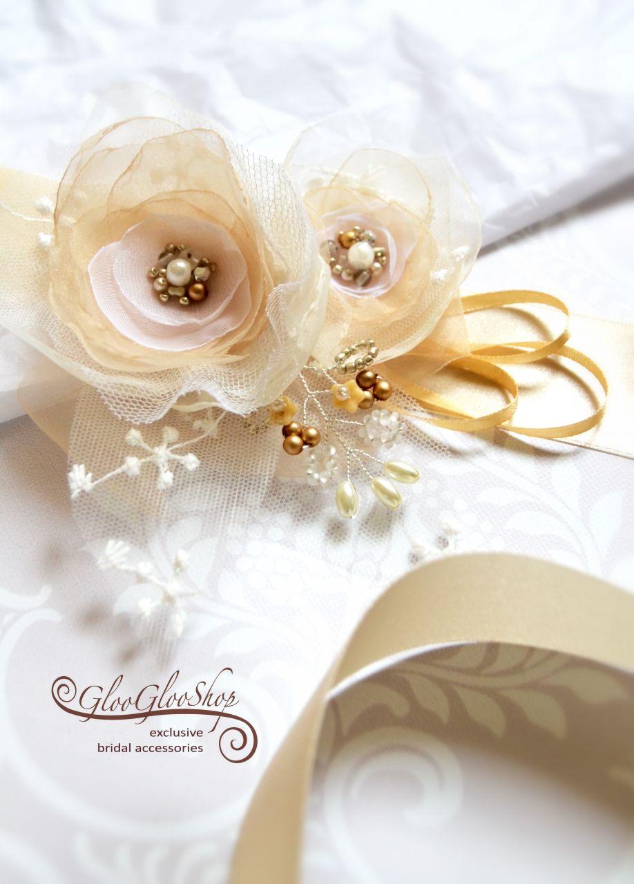 -50% Paméla - egyedi menyasszonyi öv