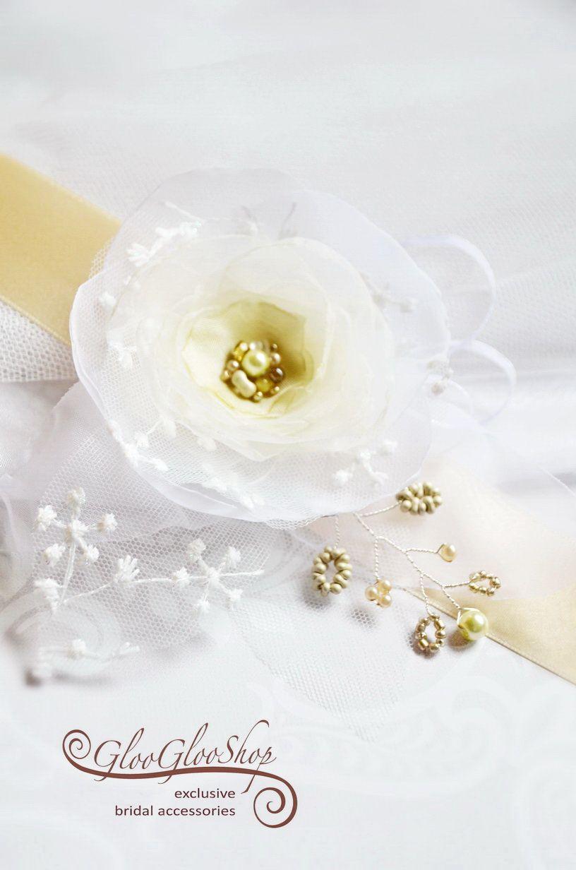 -50% Aletta - egyedi menyasszonyi öv