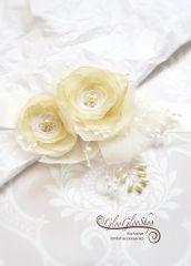 -50% Mirka - egyedi menyasszonyi öv