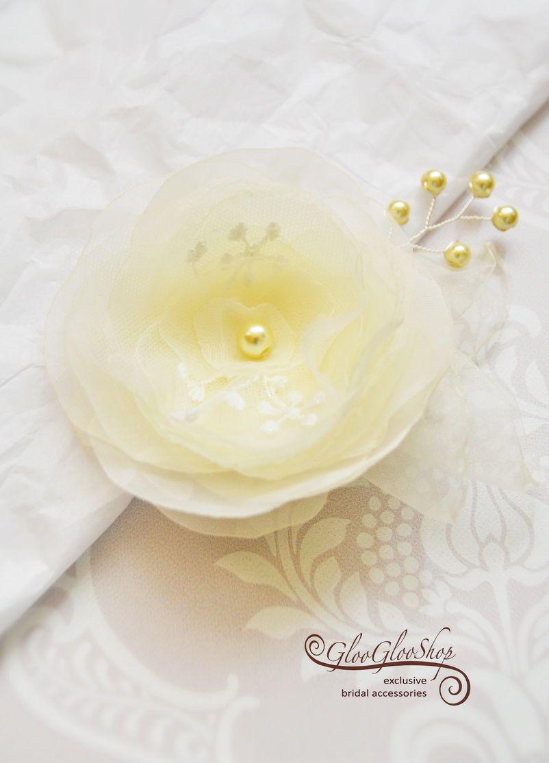 Fiorella - egyedi hajdísz